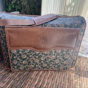 TRUSSARDI Vintage Paisley Trunk